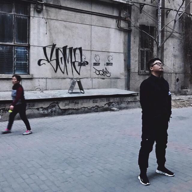 摄影者Alex