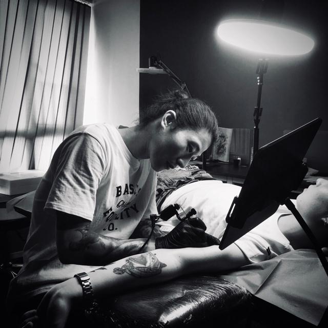入墨室tattoo