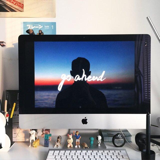 iMac, my studio, cute guys, go ahead, me dmfung岛民阿帅的个人主页 nice