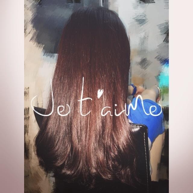 头发,新发色