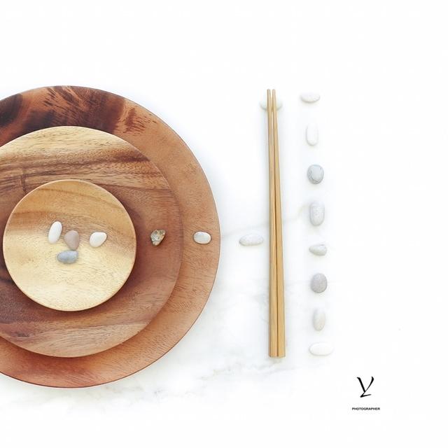 竹筷,MUJI,无印良品,木质餐盘,碎石