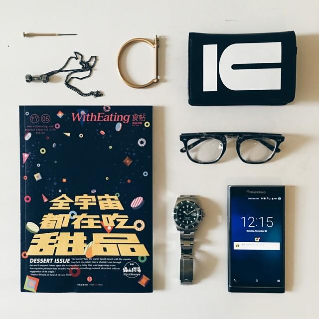 食帖,YELLOWS PLUS,undercover,ROLEX,BlackBerry