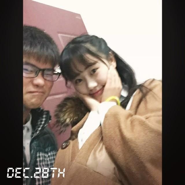 初恋萱的照片图片