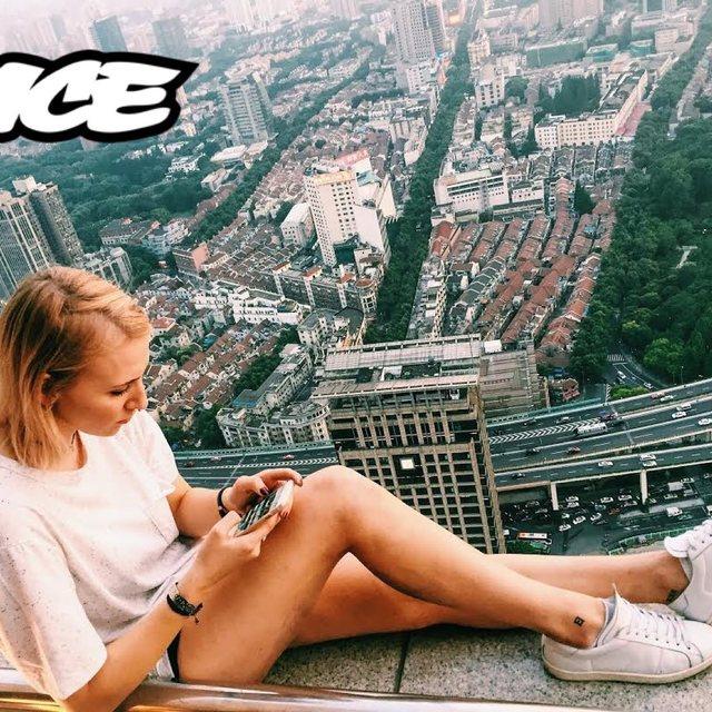VICE贴纸,nice X VICE,今日主题:街头