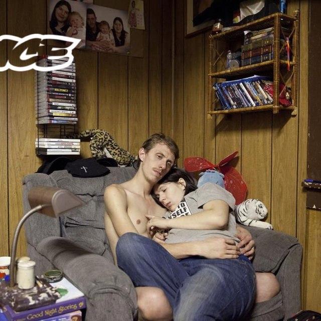 nice X VICE,今日主题:爱,VICE贴纸