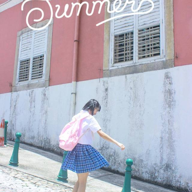日系风,nice摄影,少女情怀总是诗,少女心,Jk制服