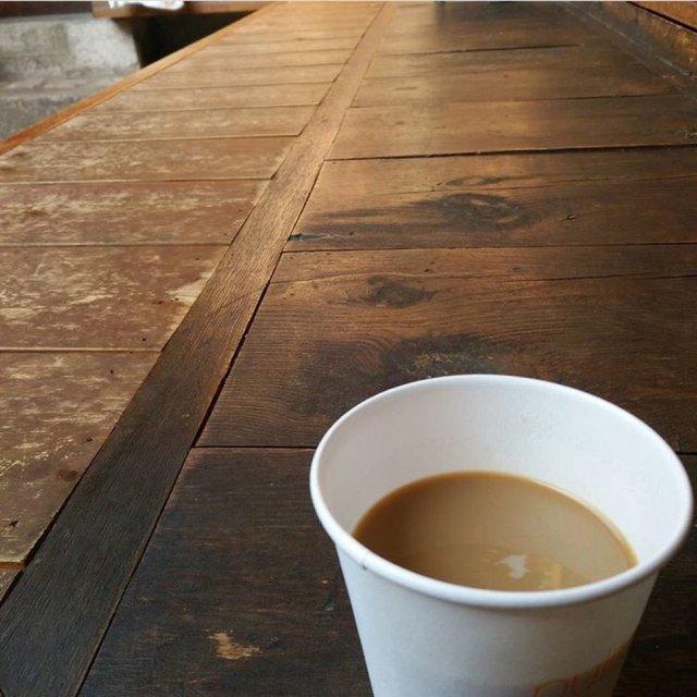 非茶不可,coffee,这个我先替你吃了,认真吃早餐