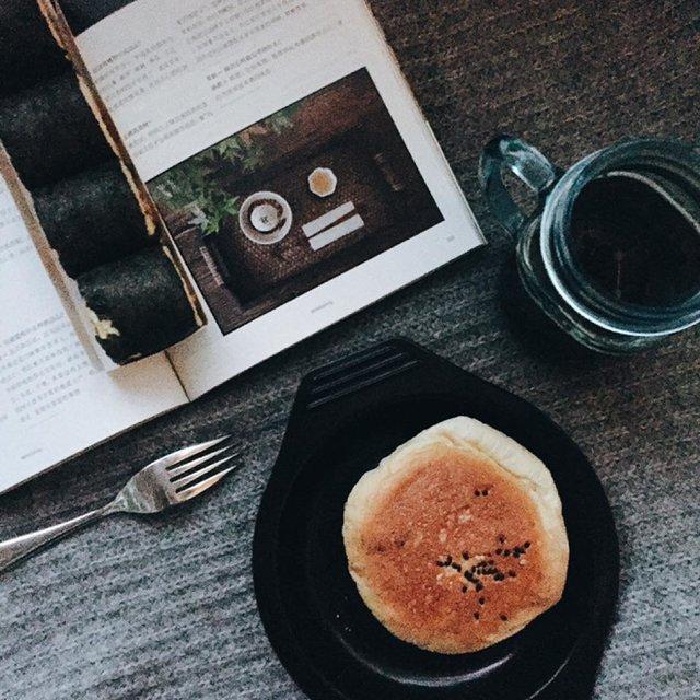 芝麻餅,食帖,壽司蛋糕,这个我先替你吃了,早餐真的很重要