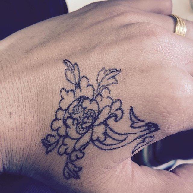 刺青 纹身 640_640