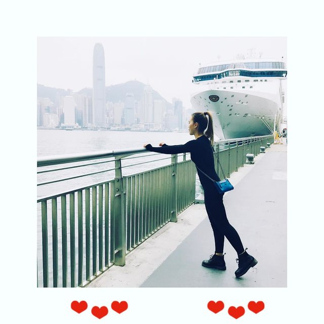 nice摄影,维多利亚港,走你,香港,total look