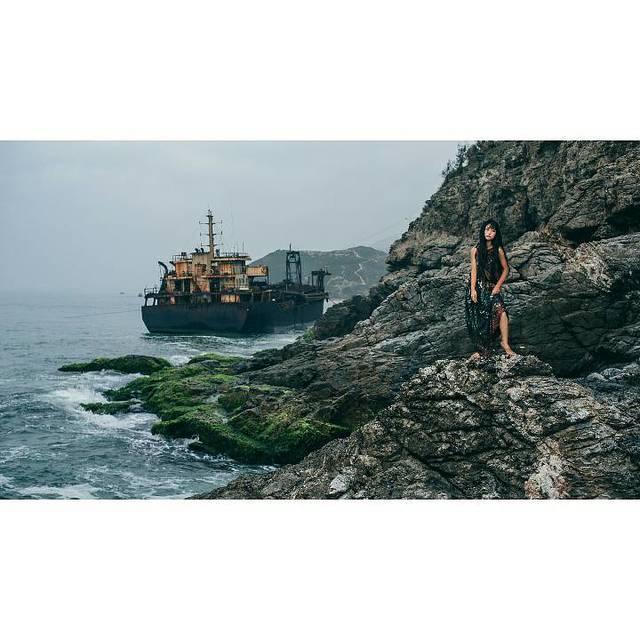 春暖花开,时尚起义,今天穿这样,海盗船,爱摄影