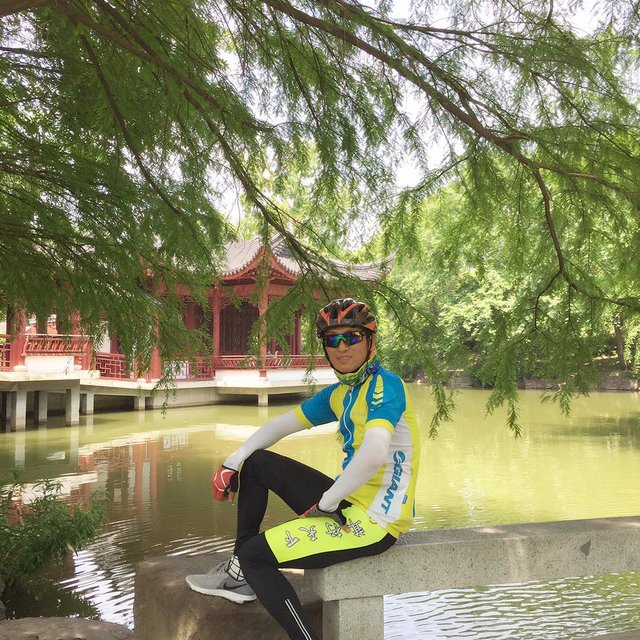 小苹果回来了999的照片 2017年5月11日奉贤古华公园