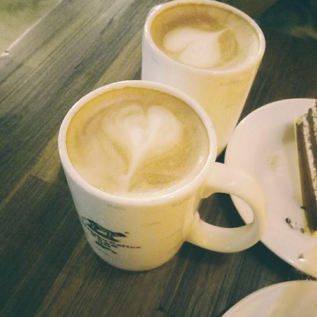 PUZHUO的照片 猫屎咖啡