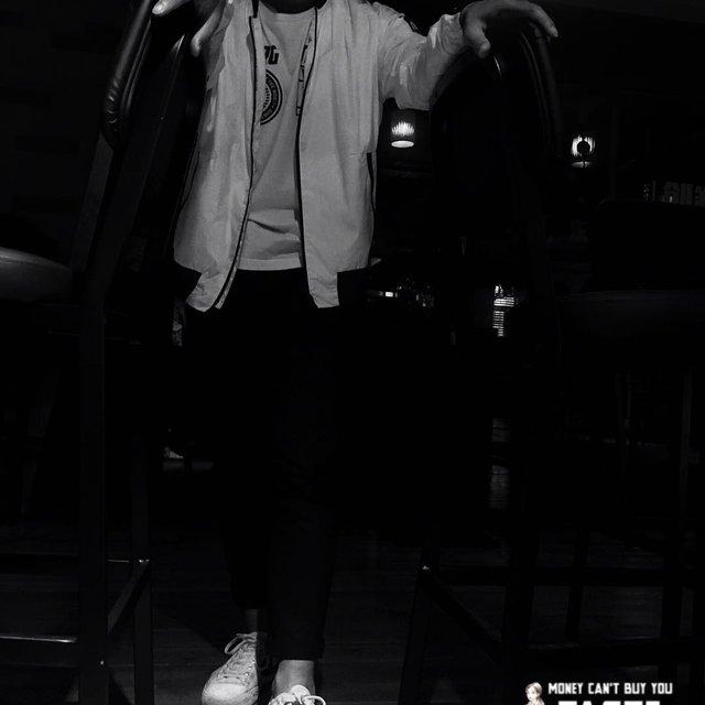 李铭峰的照片 黑白系,惠州