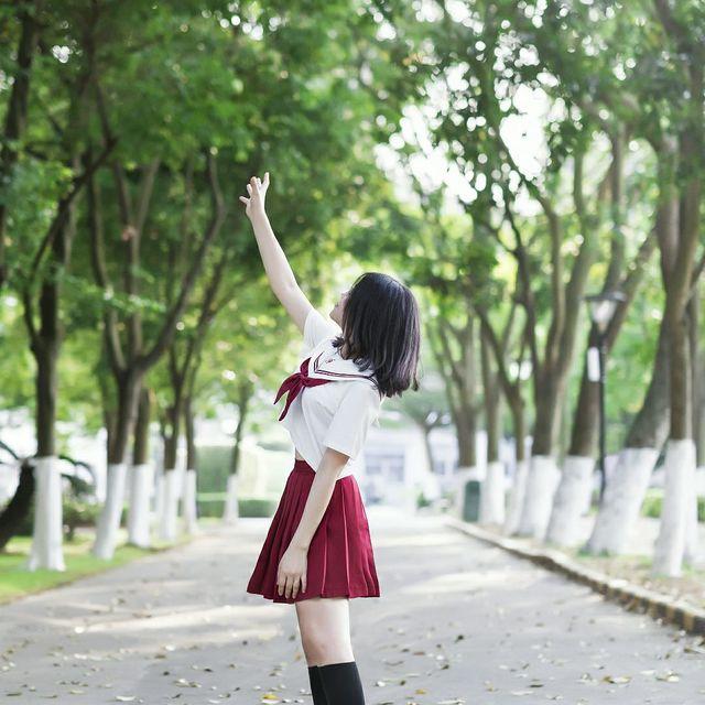 慵懒猫_的照片 校服,毕业季,欢迎约拍,我用摄影看世界