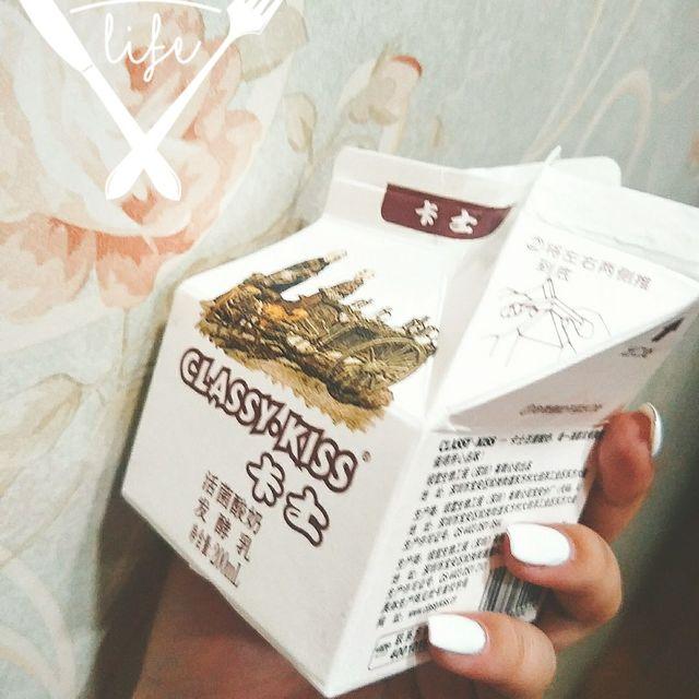 杏子_Li的照片 一人食,好喝到爆,酸奶,卡士,饭后甜点