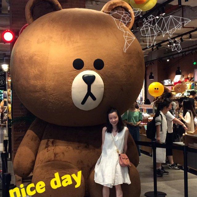 有熊,没有女朋友,你好,广州