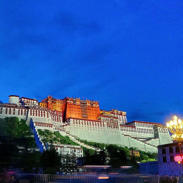 布达拉宫,拉萨,走进西藏,朝圣,哈哈哈