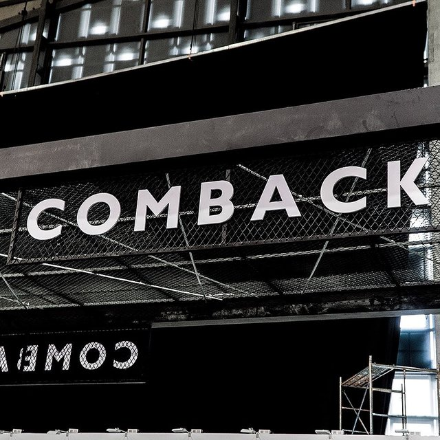 Comback,YOHOOD