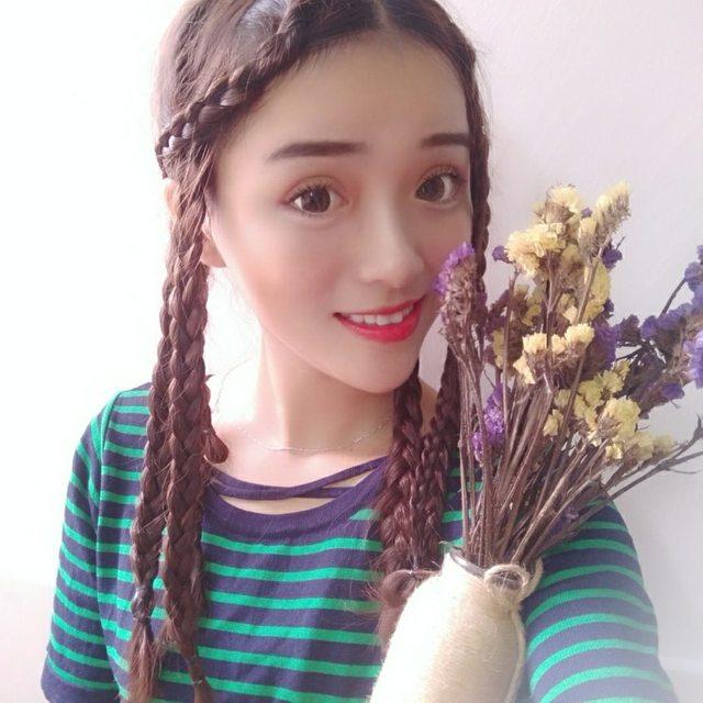 核桃妹妹Miki的照片