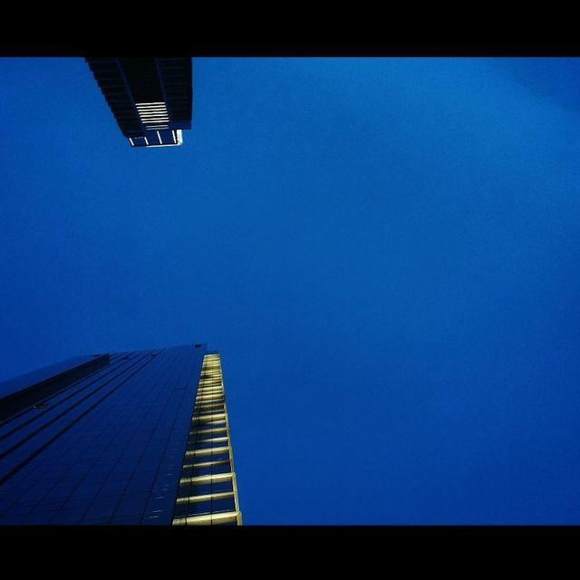 夜幕下的城市,一个人,我用摄影看世界,冬日,你好