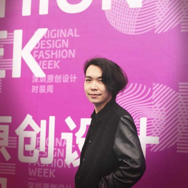 签到2017第四届深圳原创设计时装周新闻发布会-BF小铺跨境电商创始人签到 (1)