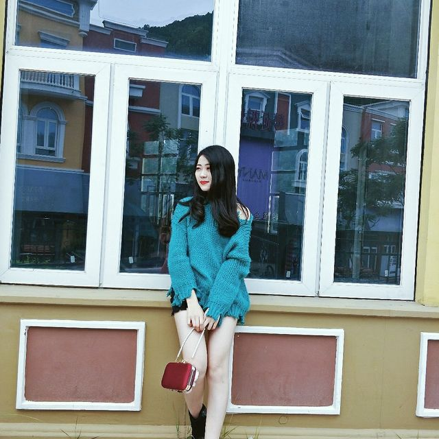 人像摄影,衣如从前,今天穿这样,Fashion有得聊,total look