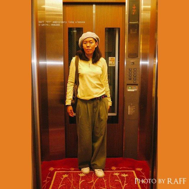 RAFF,今天穿这样,以帽取人,CHROME HEARTS,东京