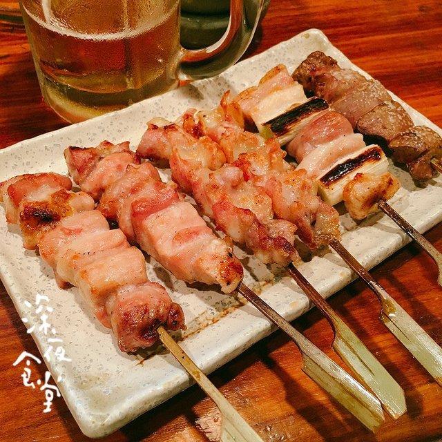 无肉不欢,烤串,好喝到爆,东京,吃货的世界你不懂