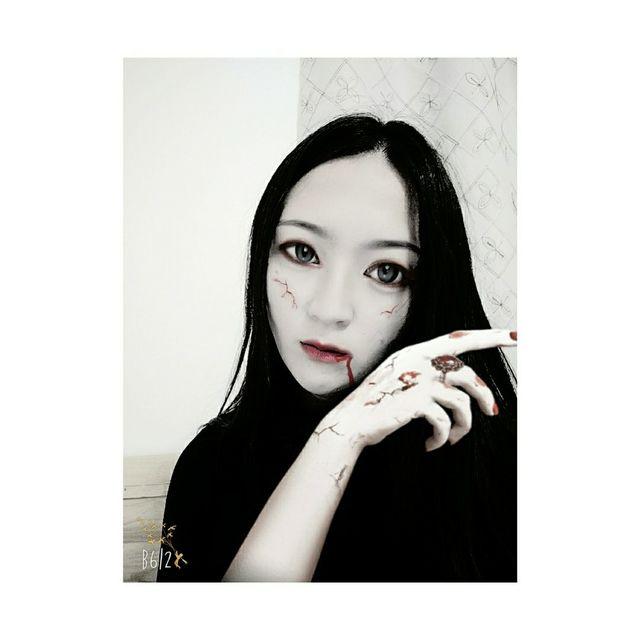 麻依子的照片