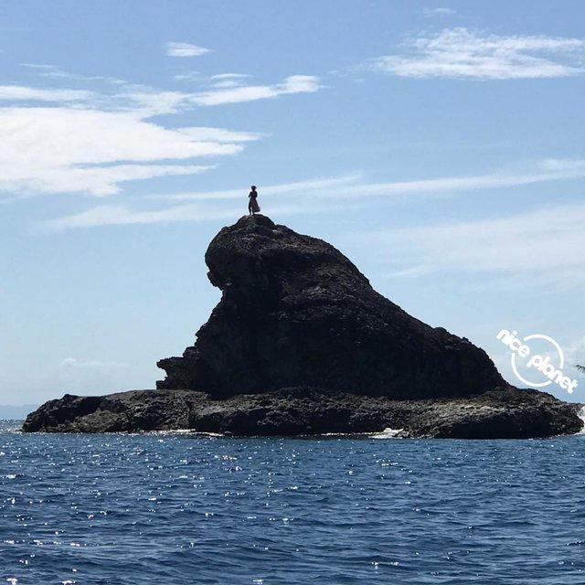 风景这边独好,Kuata Island,LIVE生活,nice,这哥们儿很拉风