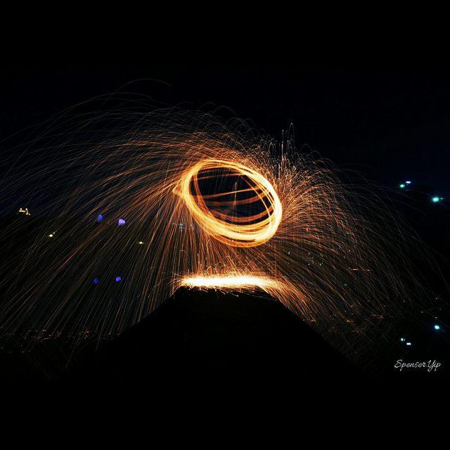我用摄影看世界,延时摄影,just posted a photo with nice,夜太美,湛江