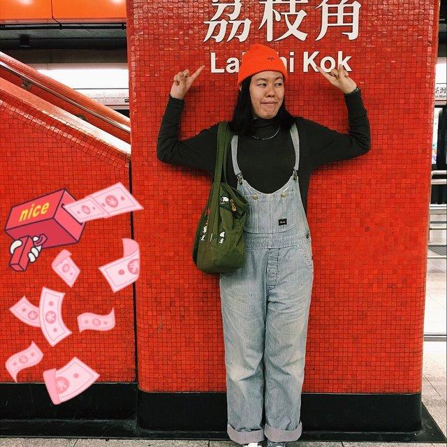 以帽取人,RAFF,香港,NOAH,今天穿这样