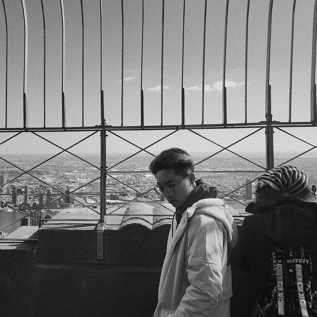 Empire State Building,帝王大厦,纽约,Aape,旅行是我的解药