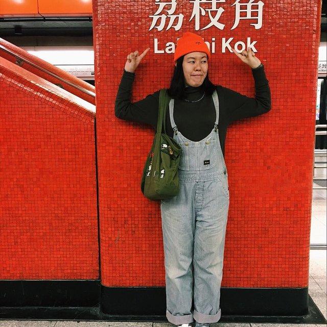 NOAH,RAFF,今天穿这样,以帽取人,香港