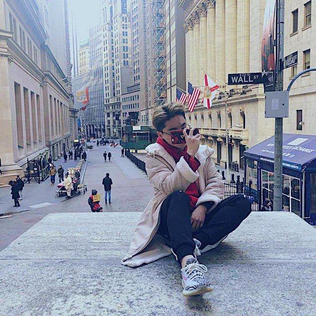 旅行是我的解药,YEEZY,NYC,Aape,衣如从前
