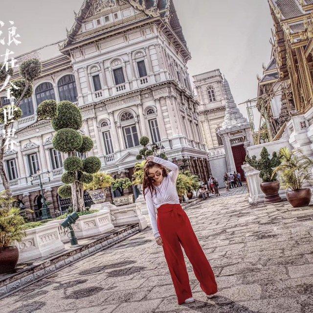 曼谷,旅行是我的解药,你好