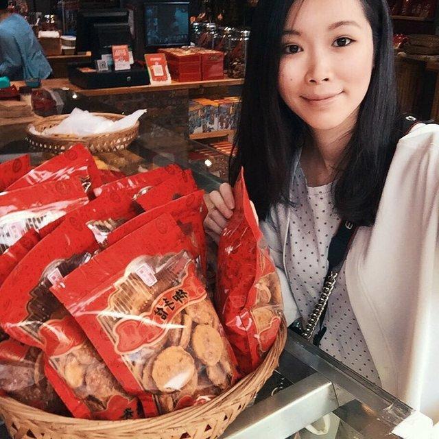 御手信,鸡仔饼,raff,黄埔古港古村历史文化景区