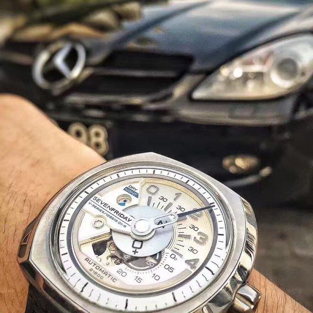 手表ll的照片