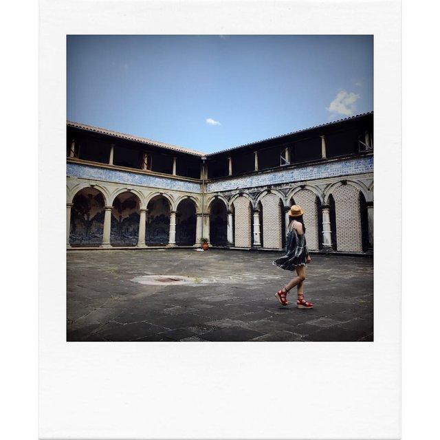 看影子跳舞的照片