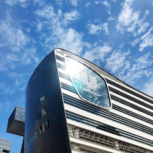 Unilever House (ยูนิลีเวอร์เฮาส์),联合利华东南亚总部