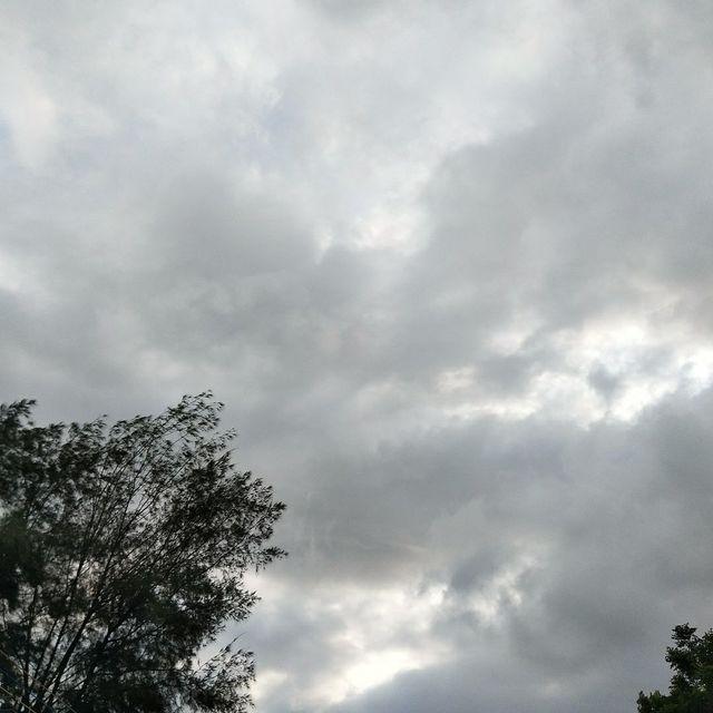 失眠症患者,我用摄影看世界,乌云密布