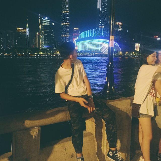 夜太美,旅行是我的解药,大城市
