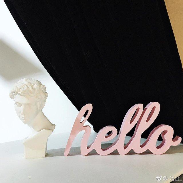 艺术,天花板,色彩控,小卫,hello