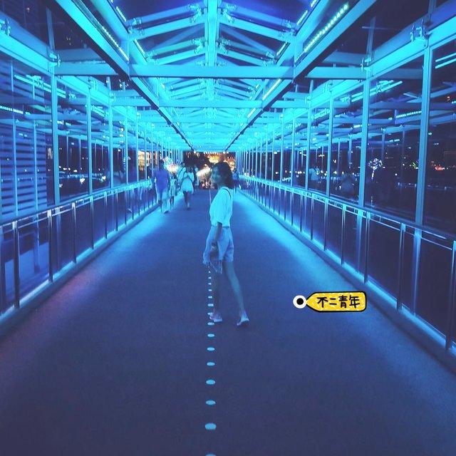 少女一只璐,旅行是我的解药,上海,CHANEL,喜欢请点赞