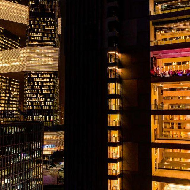 酒吧,我用摄影看世界,深圳,后海,腾讯大厦
