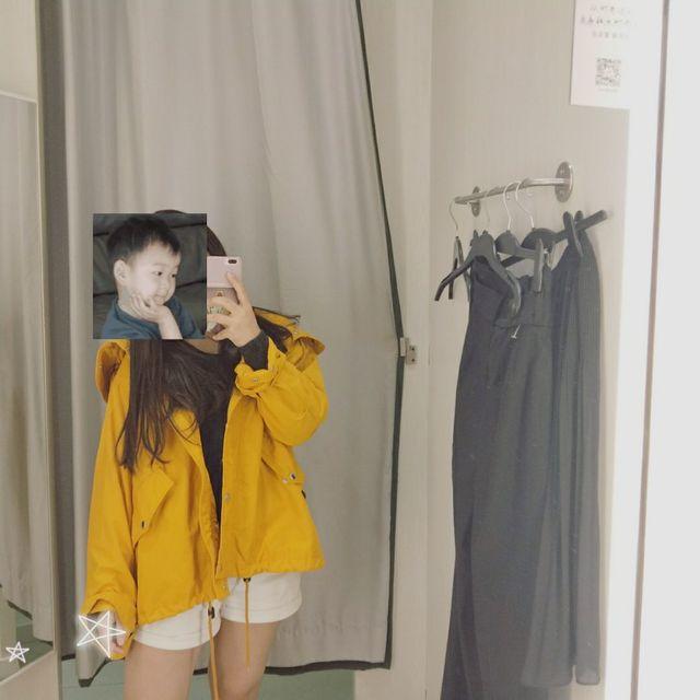 今天穿这样,hello,H&M