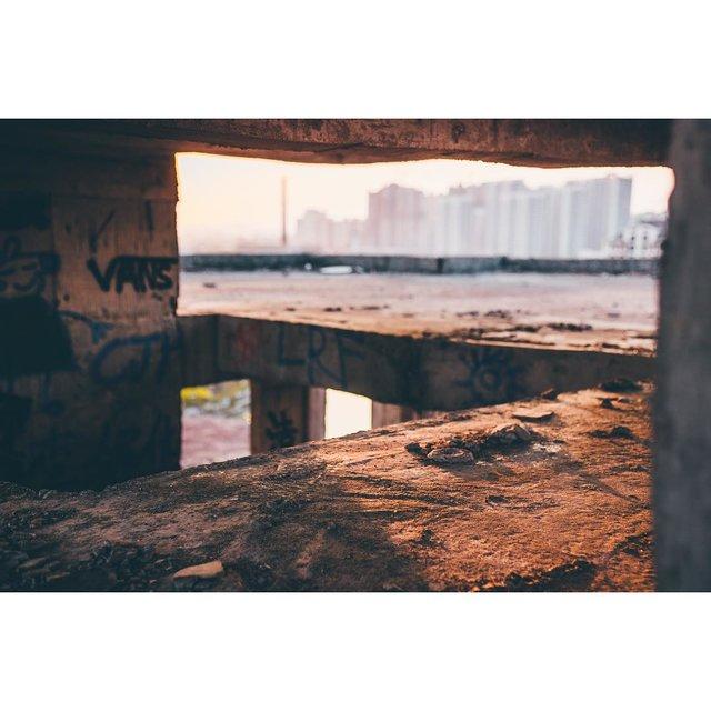 nice摄影,tatol look,Canon,日落黄昏,街头涂鸦