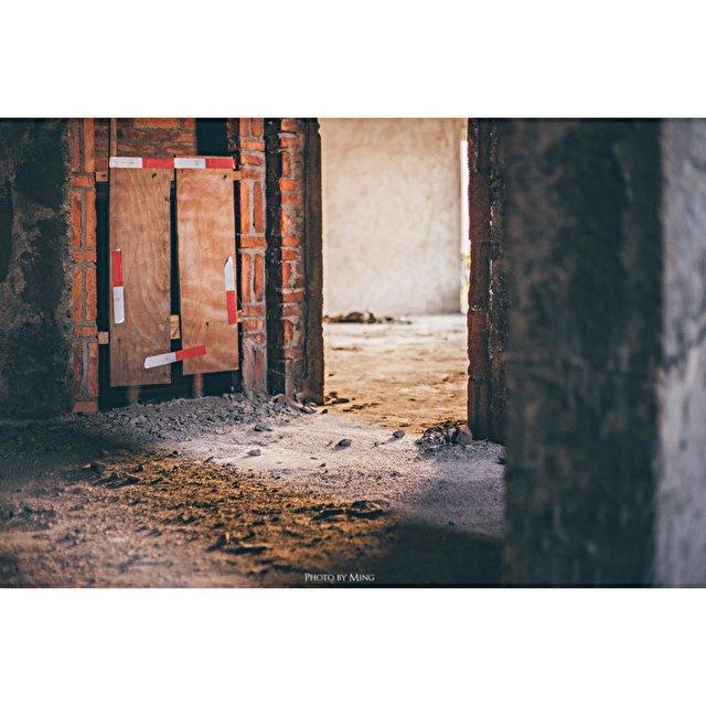 我用摄影看世界,Canon,日落黄昏,废弃工厂,废墟