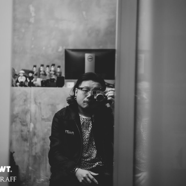 hasheeme,时尚控,Leica,Saint Laurent Paris,RAFF
